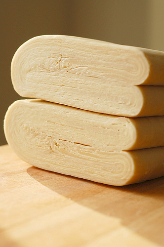Pâte Feuilletée Inversée (Inverse Puff Pastry)